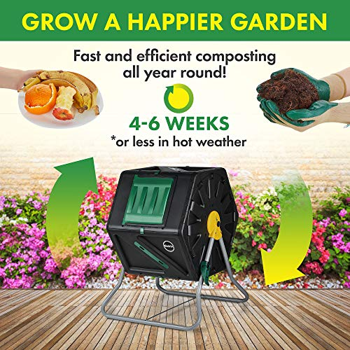 Miracle-Gro Compact Composter
