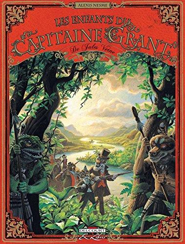 Les Enfants du capitaine Grant, de Jules Verne T03