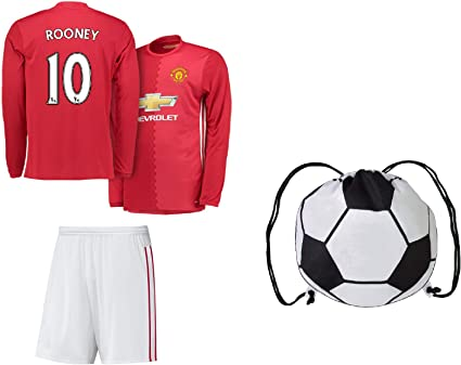 rooney jersey youth