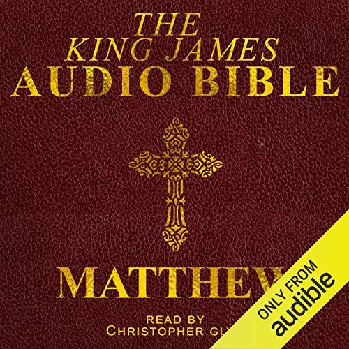 Matthew (Gospel) audiobook cover art