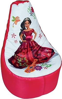 Fun House Disney Elena D'AVALOR Poire pour Enfant, Rouge, à partir de 3 Ans