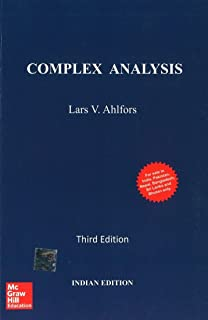 Ahlfors Complex Analysis