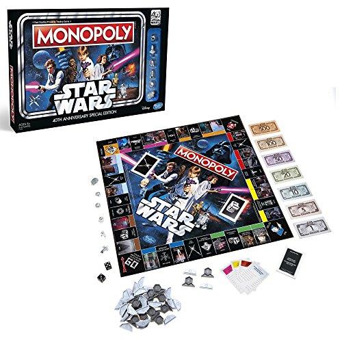 Monopoly: Star Wars Édition Spéciale 40e Anniversaire - 1