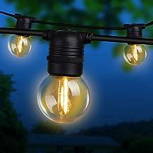 Festoon Light LED String 50M 50 Bulbs Halloween Christmas Waterproof Outdoor Lighting Decoration Jingle Jollys Christmas X...
