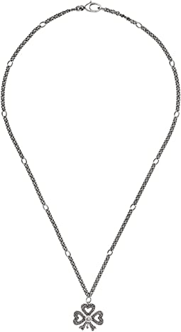 Gucci Steel Cut Necklace