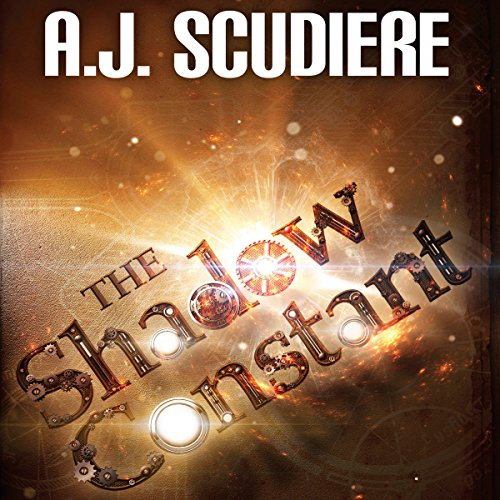 The Shadow Constant audiobook cover art