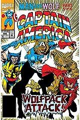 Captain America (1968-1996) #406 Kindle Edition