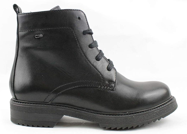 06 MILANO PTR0018_1-P, Damen Ankle Stiefel