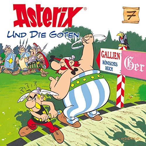 Asterix und die Goten Titelbild