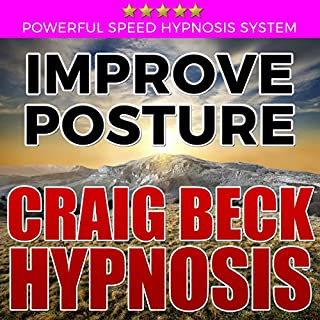 Improve Posture: Craig Beck Hypnosis                   By:                                                                                                                                 Craig Beck                               Narrated by:                                                                                                                                 Craig Beck                      Length: 43 mins     1 rating     Overall 5.0