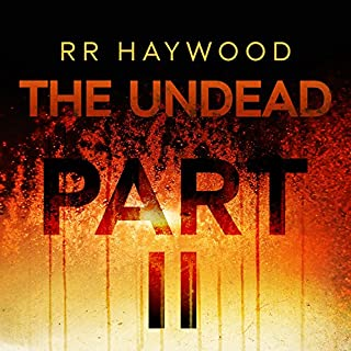 The Undead: Part 2 audiobook cover art