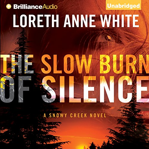 The Slow Burn of Silence audiobook cover art