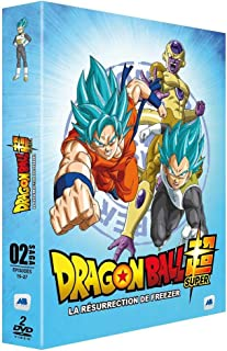 Dragon Ball Super -TOEI Animation - SAGA 2 « LA RESURRECTION DE FREEZER » : Episodes 19-27 - DVD