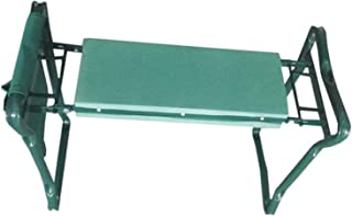 Flameer Garden Kneeler and Seat - Multifunctional and Foldable Bench Tool with Pouches for Gardening - Style2