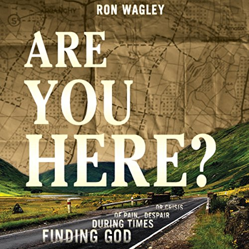 Are You Here? audiobook cover art