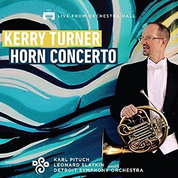 Kerry Turner Horn Concerto