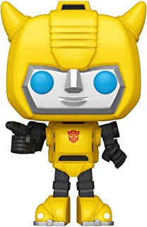 Funko 50966 POP vinilo: Transformers-Bumblebee Retro S3 Juguete coleccionable, Multicolor