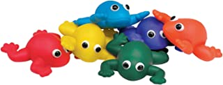 Sportime Indestructible Bean Bag Frogs, Set of 6