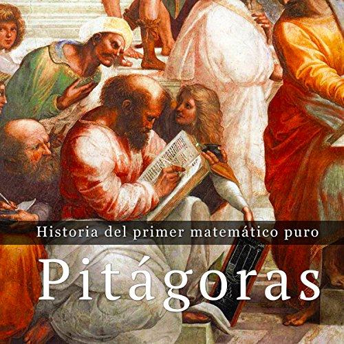 Pitágoras [Pythagoras] audiobook cover art