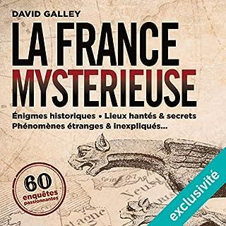 Couverture de La France mystérieuse