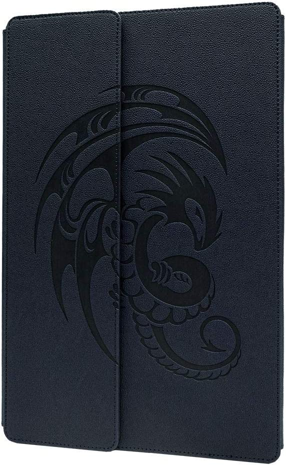 Arcane Seasonal Wrap Introduction Tinmen Cheap sale Card Mat - Dragon Nomad Shield Bl Playmat Midnight