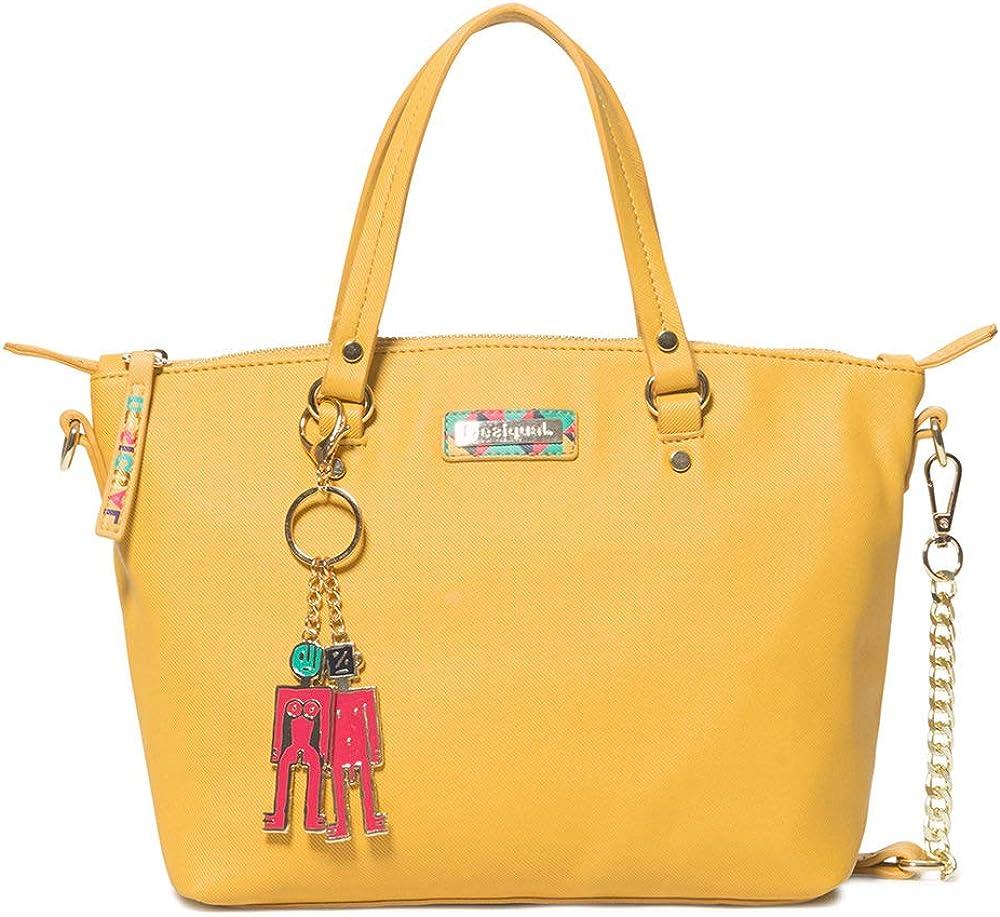 Desigual, bag colorama gela women, borsa a mano/ tracolla per donna, in pelle sintetica 19SAXP668019U