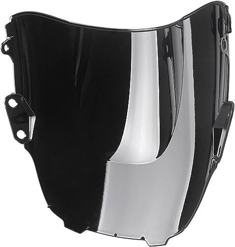 2021 Mallofusa Motorcycle Windscreen Windshield Compatible for Honda CBR600 wholesale F3 sale 1995 1996 1997 1998 Black outlet online sale
