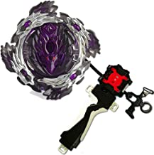 StormGyro Booster Burst B-128 CHO-E Bloody Longinus Starter Spinning Toy with LR Launcher & Grip