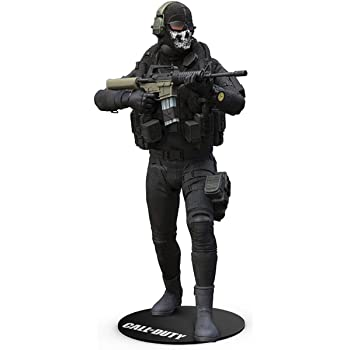 Call of Duty Modern Warfare Action Figure Special Ghost 15 cm
