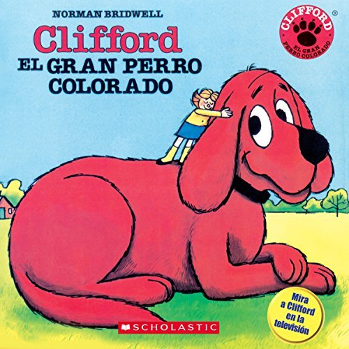 Clifford the Big Red Dog (Spanish Edition) audiobook cover art