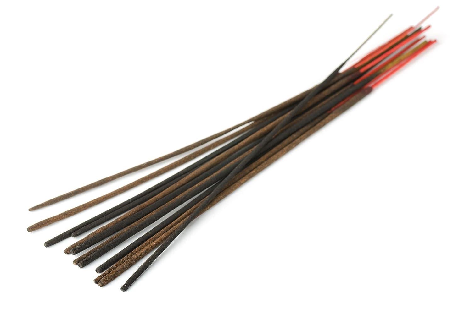 架空の推定するアセンブリプレミアムハンドメイドAmbrosia Incense Stickバンドル?–?90?to 100?Sticks Perバンドル?–?各スティックは11.5インチ、には滑らかなクリーンBurn