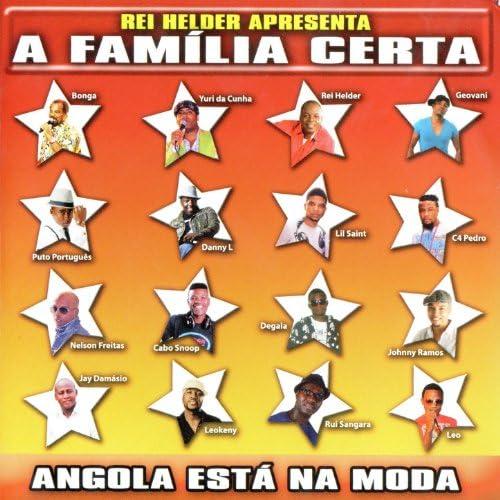 Vários intérpretes feat. Rei Helder, Yuri da Cunha, Danny L, Nelson Freitas & Cabo Snoop