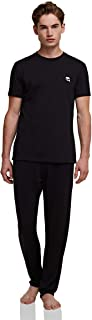 KARL LAGERFELD Men's Logo Jersey Pyjama Pants Pajama Bottom