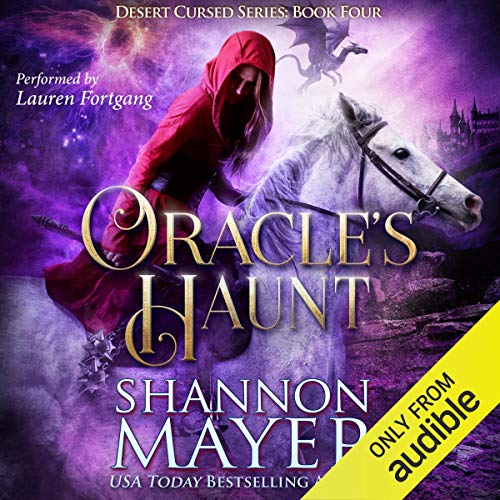 Oracle's Haunt  By  cover art