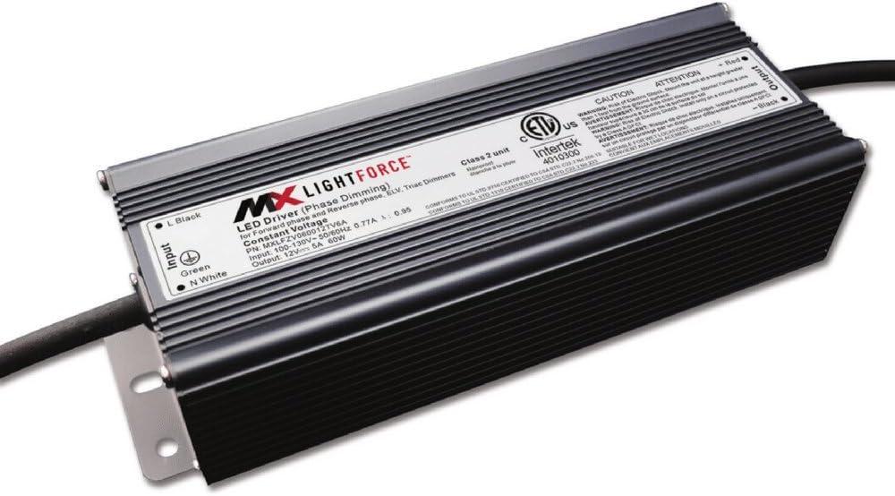 Limited Special Japan Maker New Price 12V MX 60W LED Electronic Driver CV IP66 Triac - MXLFZV060012