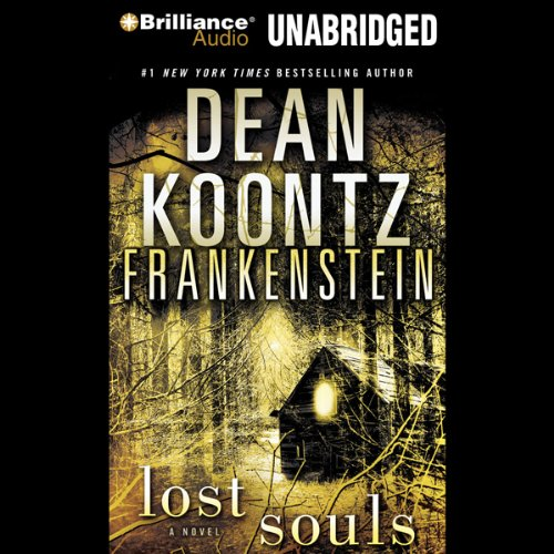 Frankenstein, Book Four: Lost Souls audiobook cover art