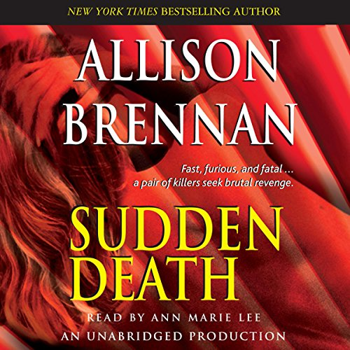 Sudden Death audiobook cover art