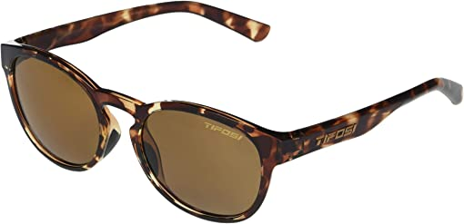 Tortoise Frame Brown Polarized Lens