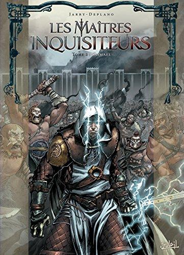 Les Maîtres inquisiteurs T02: Sasmaël