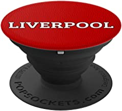 Liverpool UK Gift - PopSockets Grip and Stand for Phones and Tablets