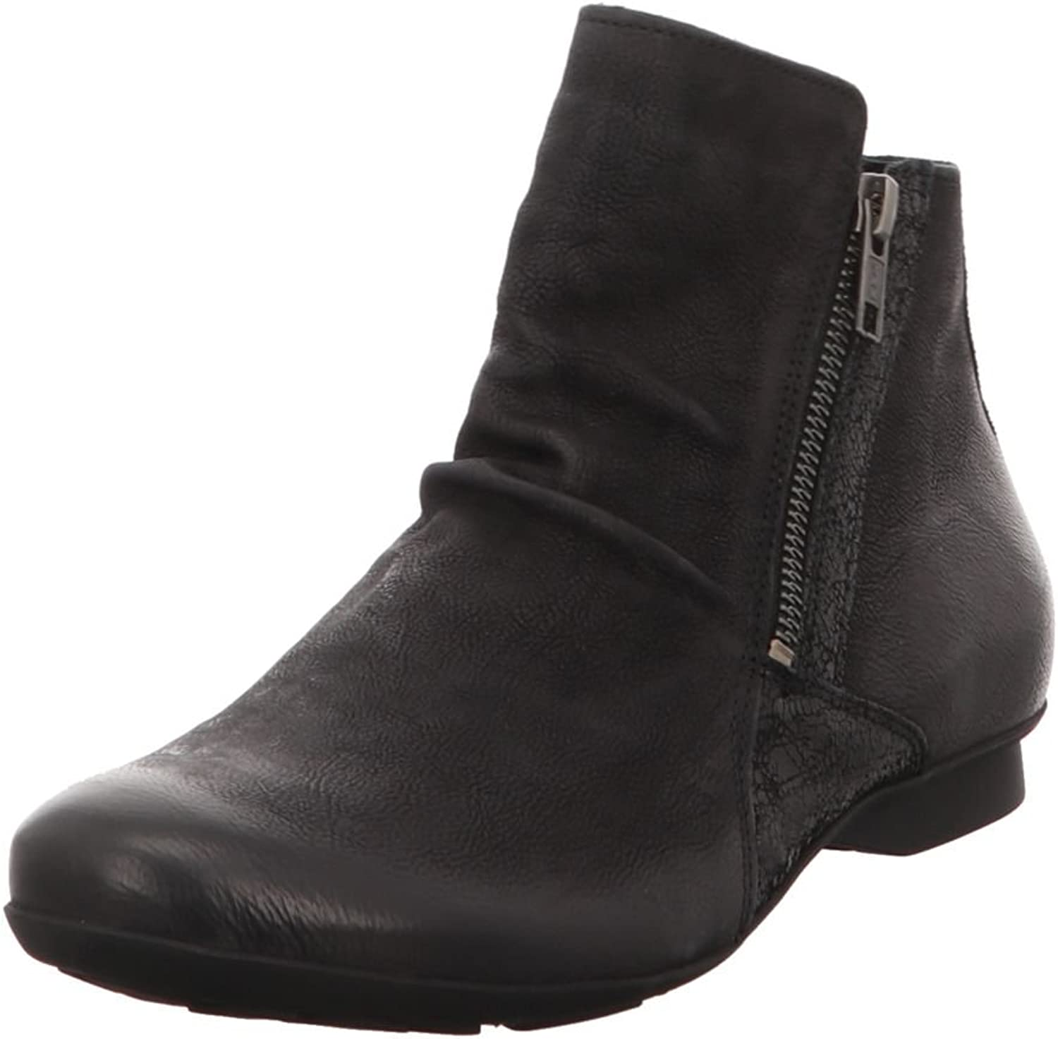 Think Womens Keshuel Leather Boots