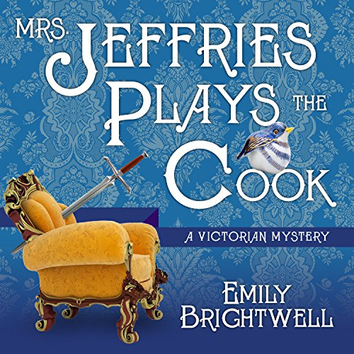 Mrs. Jeffries Plays the Cook audiobook cover art