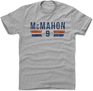 500 LEVEL Jim McMahon Shirt - Vintage Chicago Football Men`s Apparel - Jim McMahon Font