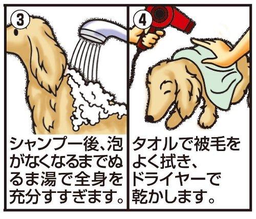 アースペットJOYPET(ジョイペット)『薬用スキンケアリンスインシャンプー犬用』
