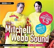 That Mitchell & Webb Sound - The Complete Radio Series 1-3