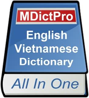English Vietnamese Dictionary Pro (MDictPro)