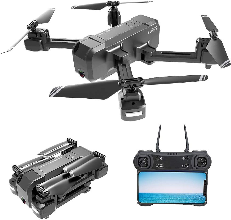 bajo precio Goolsky KF607 WiFi FPV FPV FPV Drone con Cámara 4K Flujo óptico Plegable Posición Posicionamiento Mantener RC Quadcopter  de moda