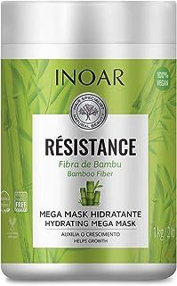 Máscara Inoar Resistance Fibra Bambu 1Kg
