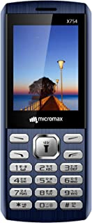 Micromax X754 Blue