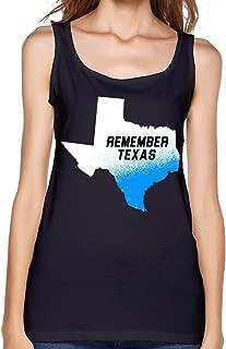 Remember TexasTexas Harvey Houston Women's Tank Top T-Shirt
